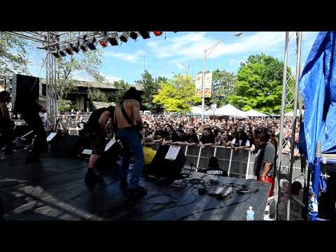 Avulsed at MDF IX day 3 - Sonar (Baltimore, MD) on May 28th, 2011.MOV