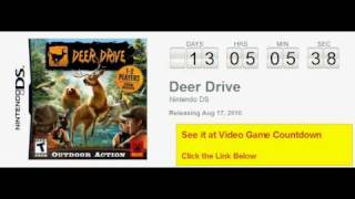 Deer Drive DS Countdown