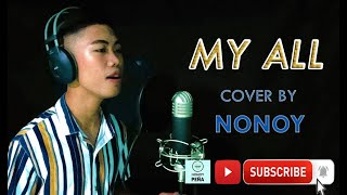 My All by Mariah Carey (Cover by Nonoy)