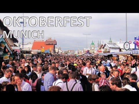 OKTOBERFEST IN MUNICH - Germany 🇩🇪 [HD]