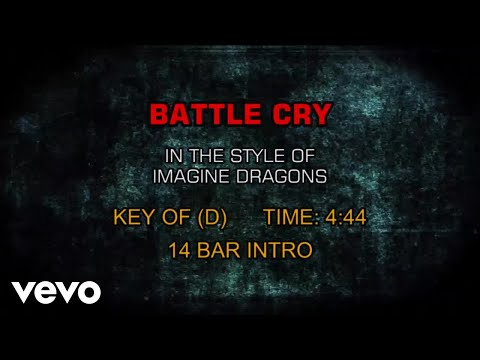 Imagine Dragons - Battle Cry (Karaoke)
