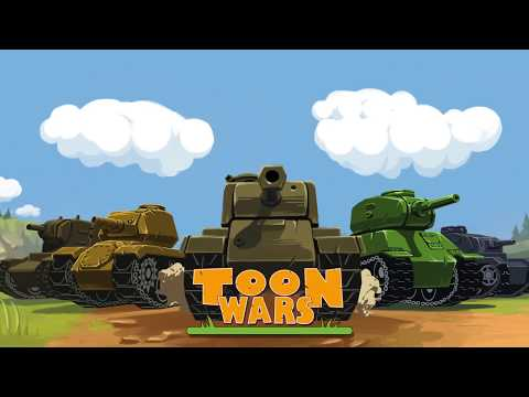 toon wars: awesome pvp tank games hack