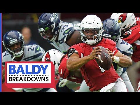 Breaking Down Kyler Murray's Exciting Rookie Season | Baldy Breakdowns