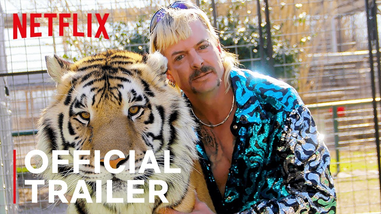 Tiger King: Murder, Mayhem and Madness | Official Trailer | Netflix -  YouTube
