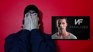 NF - Paralyzed (Audio)* I WAS NOT READY! WATCH!* REACTION & THOUGHTS   JAYVISIONS