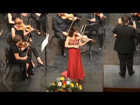 SANGHEE CHEONG - Fantasía Carmen - Sarasate  (fragmento)