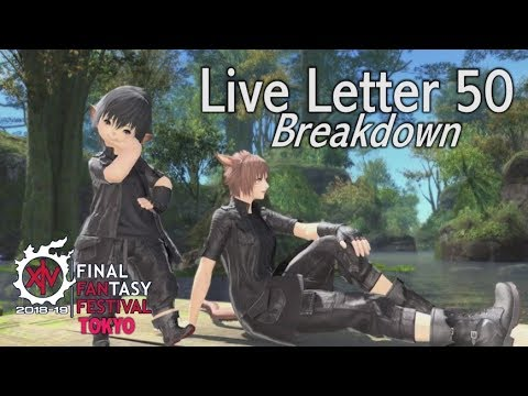 letters to my ffxiv letter from the producer live 50 breakdown 23415 | hqdefault