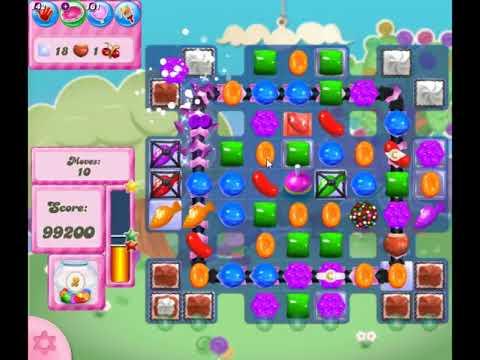 Candy Crush Saga Level 2811 - NO BOOSTERS