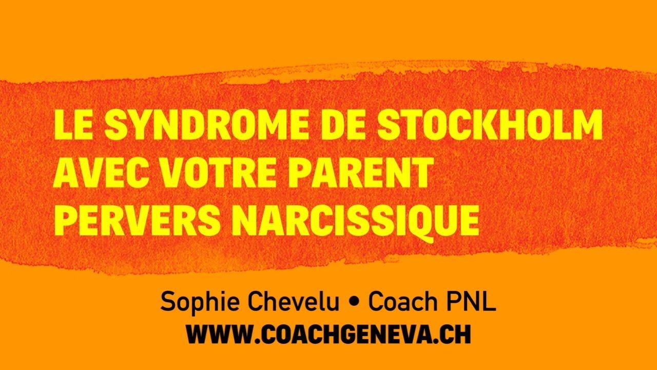 Syndrome de Stockholm avec votre parent PN