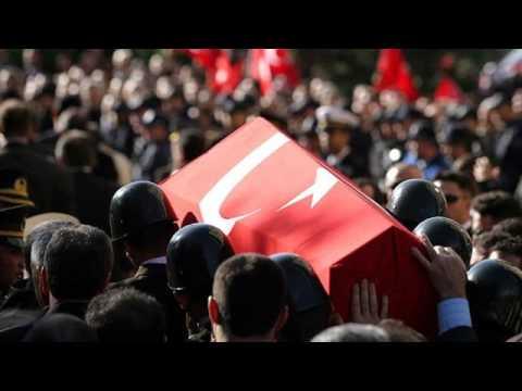 Dağlıca'da askerlerin üzerine yıldırım düştü: 4 şehit, 11 yaralı