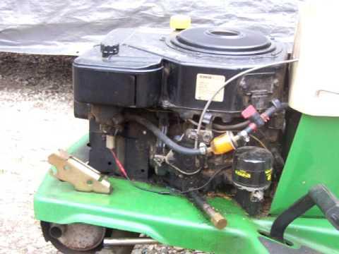 Kohler Command 13 hp Manual