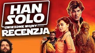 Gwiezdne Wojny Historie Han Solo -  Recenzja PL Bez Spoilerów