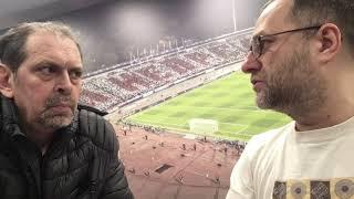 Vlada Novaković i Gojko Andrijašević o Porazu Crvene Zvezde od Bajerna 6:0   SPORT KLUB FUDBAL