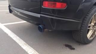 Exhaust Greddy/Trust Mitsubishi Outlander XL V6 3.0