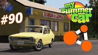 BeamNG.drive (#90) - Mapa Peräjärvi z My Summer Car w BeamNG !