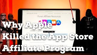 Why Apple Canceled the App Store Affiliate Program
