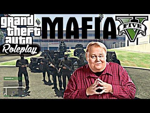 🔴 GTA 5  VIATA REALA  - Mafia Louie Anderson