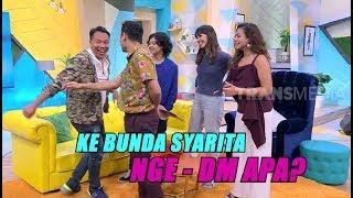 Wah, Vicky Pernah Nge-DM Bunda Syarita?? | OKAY BOS (07/08/19) Part 4