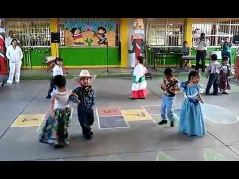 La Adelita baile revolucionario