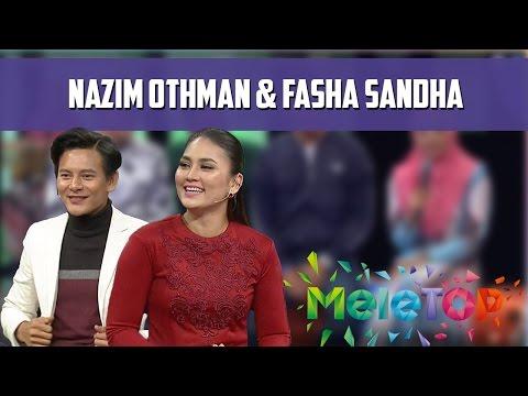 Fasha Sandha Buat Aksi Sendiri Dalam Lara Aisyah - MeleTOP Episod 201 [6.9.2016]
