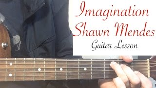 """Imagination"" - Shawn Mendes 