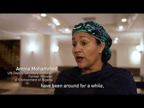 UN Deputy Secretary-General on Boko Haram, Lake Chad Violence and Climate Change