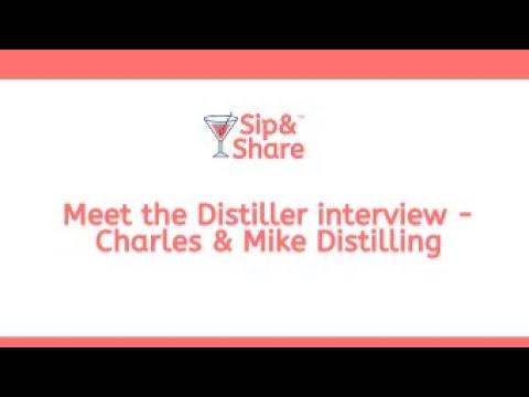 Meet the Distiller with Sip & Share