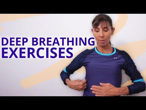 Deep Breathing Exercises for Beginners