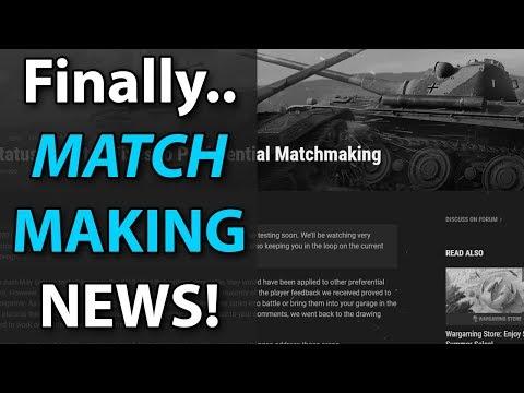 Wot angepasstes matchmaking