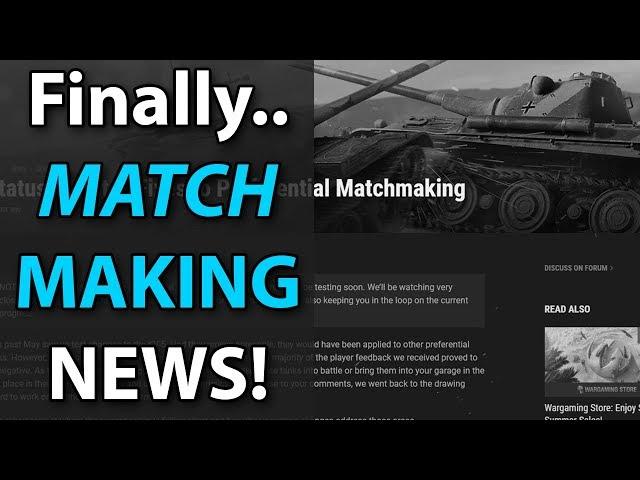 Is6 bevorzugte Matchmaking-Crew
