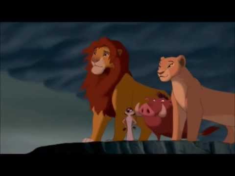 The Lion King.  Feels Like Home.