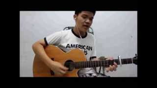 Ada Band - Yang Terbaik Bagimu acoustic cover by James Adam (Happy Birthday Papa :* )
