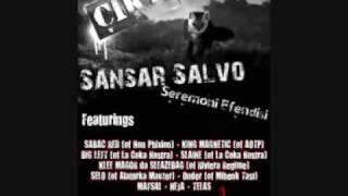 Sansar Salvo - Korkak Çocuk (sagopa diss)