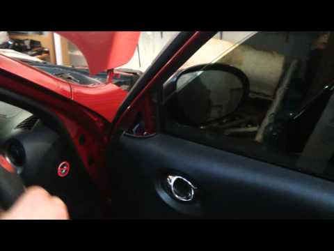 Juke Nissan disassembly door Juke Nissan разборка двери