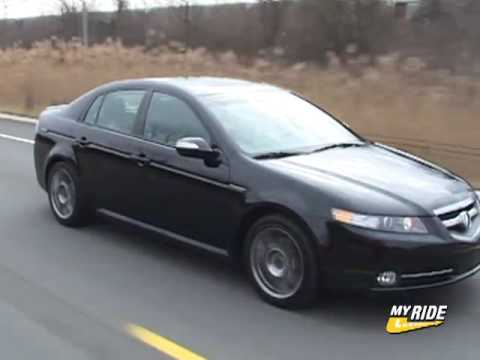 review 2007 acura tl type s youtube