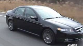 Review: 2007 Acura TL Type-S