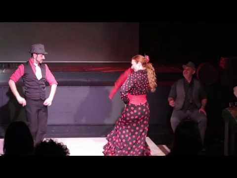 Un Viaje en el Mundo del Flamenco. Promo