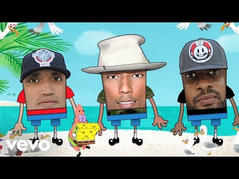N.E.R.D. - Squeeze Me (from The Spongebob Movie: Sponge Out Of Water)
