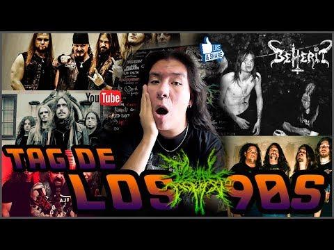 TAG DE LOS 90's / Metal Release