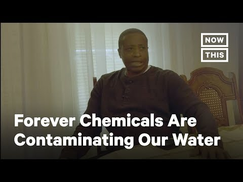 How Forever Chemicals Are Poisoning U.S. Water Supplies | NowThis