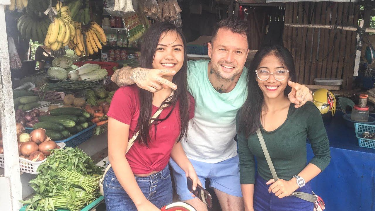 Jak wygląda małe (stutysięczne) miasto na Filipinach? FILIPINKI chcą sobie robićze mną zdjęcia!!