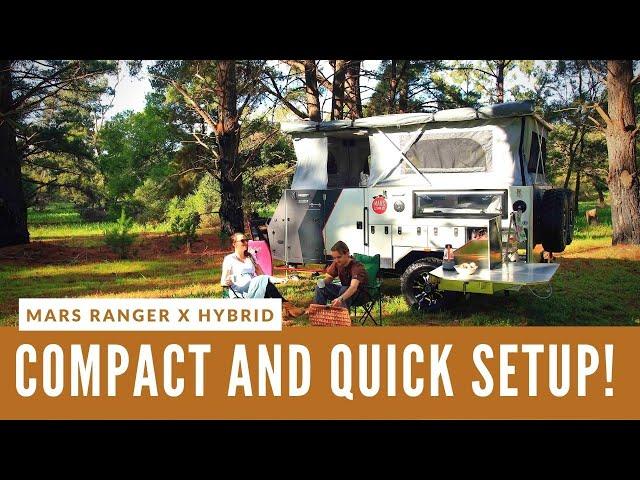 REVIEW: Mars Ranger X hybrid caravan/camper trailer
