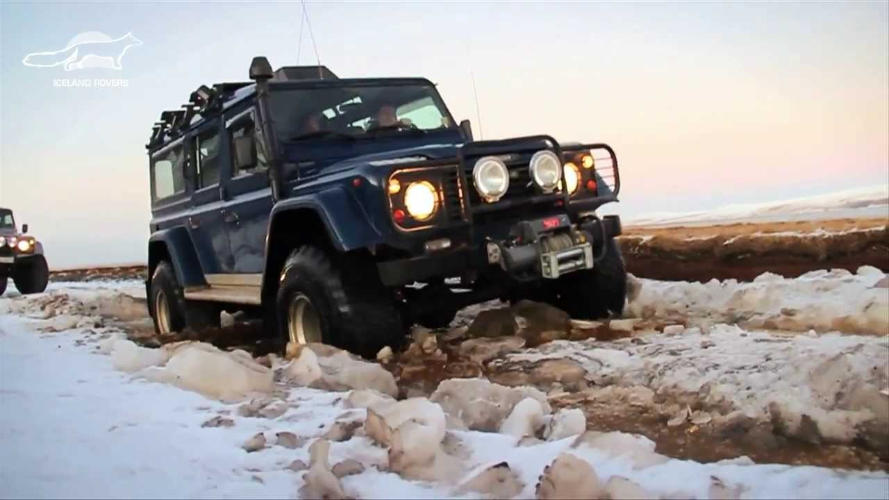 Iceland Rovers Super Jeep Tours Youtube