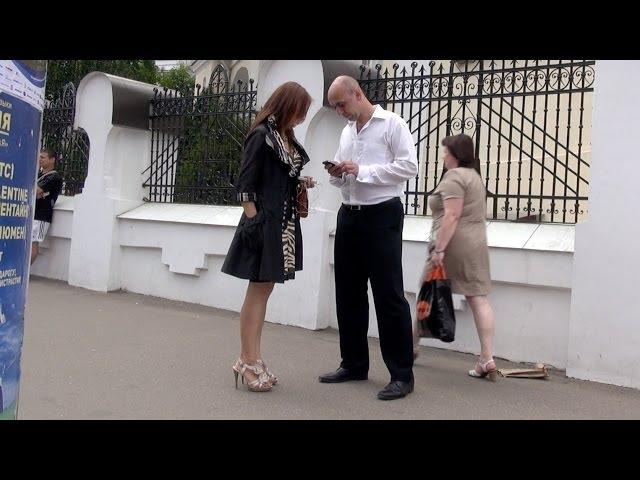 Пикап в Минске: знакомство с девушкой в наушниках