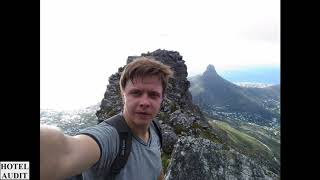 Южная Африка   Национальный парк Тейбл Маунтин   Столовая гора Table Mountain 6 1
