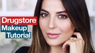 Back To School Drugstore Makeup Tutorial 2016