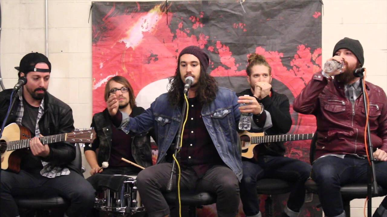 Red Sun Rising: Q103 Garage Session - YouTube