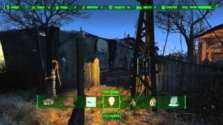 Fallout 4 - Электро сети или как провести свет.