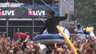 Irie Revoltes  live - SummerJam 2014