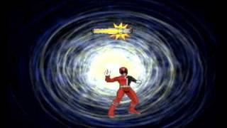 Power Rangers Super Legends gameplay [PS2]